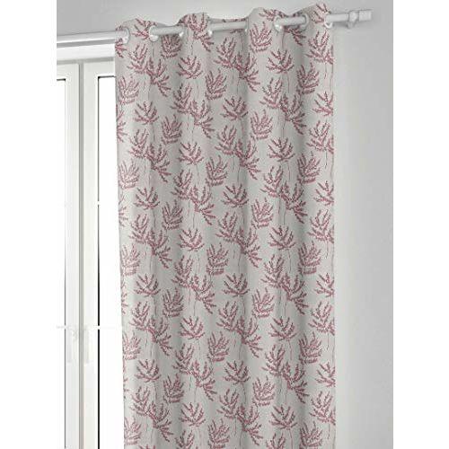 DDECOR Live beautiful Ddecor 5 Feet Window Meribel Jacquard Eyelet Curtain