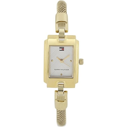 Tommy Hilfiger Women Silver-Toned Analogue Watch NATH1780454J