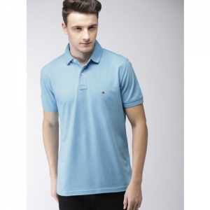 3d7d8085a5466 Buy latest Men's Polo T-shirts from Tommy Hilfiger online in India ...