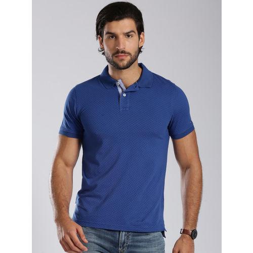 Tommy Hilfiger Blue Slim Fit Polo T-shirt