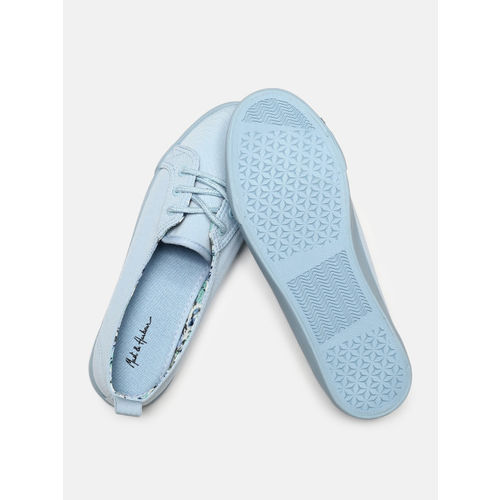 Mast & Harbour Women Blue Sneakers