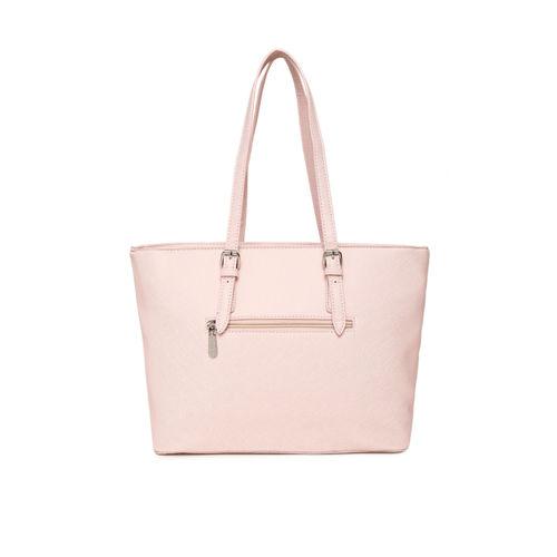 Addons Pink & Black Shoulder Bag