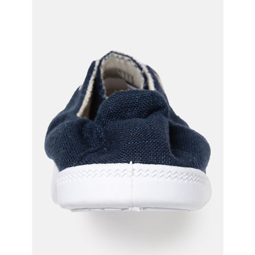 Mast & Harbour Women Navy Blue Sneakers