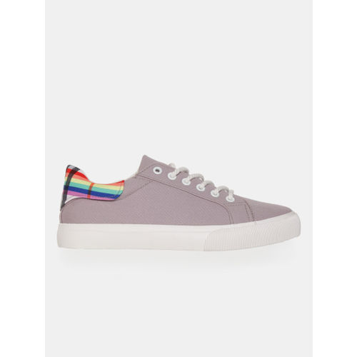 Mast & Harbour Women Purple Sneakers