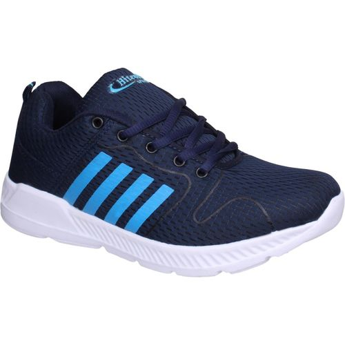 Hitcolus Shoes HTL-27 Running Shoes For Men(Navy, Blue)