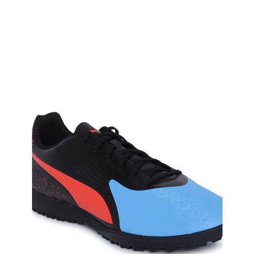 Puma Men Blue ONE 19.4 TT Football Shoes
