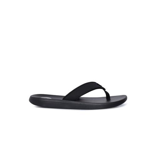 Nike Men Black KEPA KAI Solid Thong Flip-Flops