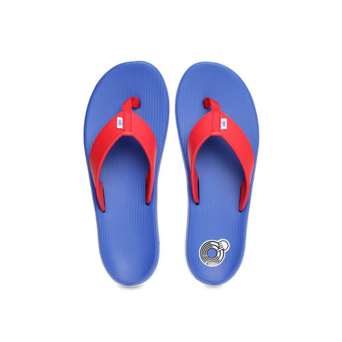a90bc959d Buy Nike Men Red Solid KEPA KAI Thong Flip-Flops online ...