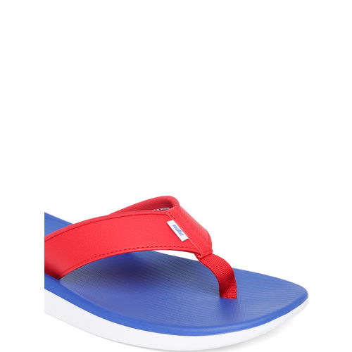 Nike Men Red Solid KEPA KAI Thong Flip-Flops