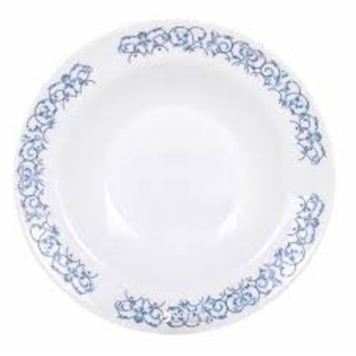LAOPALA Ivory Royal Arch Dinner Set, 27 Pieces White/Blue