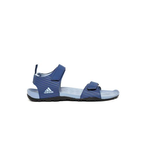 79a6de83d84e Buy ADIDAS Men Navy Hoist 2019 Striped Sports Sandals online ...