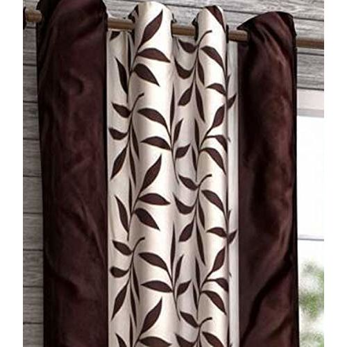 RED HOT Polyester Curtain Set of 2