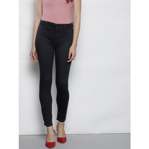 wholesale online top-rated genuine details for Buy DOROTHY PERKINS Women Petite Charcoal Grey Solid Super ...