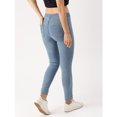 DressBerry Pack of 2 Ankle-Length Jeggings