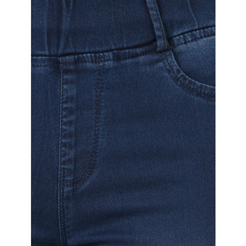 FabAlley Blue Slim Fit Jeggings