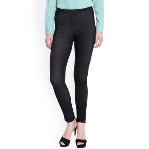 United Colors of Benetton Charcoal Grey Jeggings