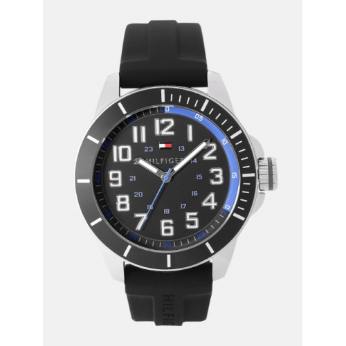 Tommy Hilfiger Men Black Analogue Watch TH1791070_OR1