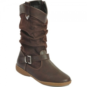 Shuberry Boots For Women(Brown)
