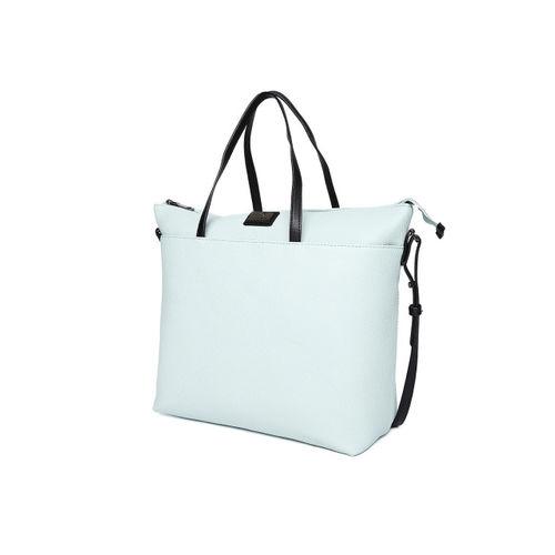 Caprese Green Solid Shoulder Bag