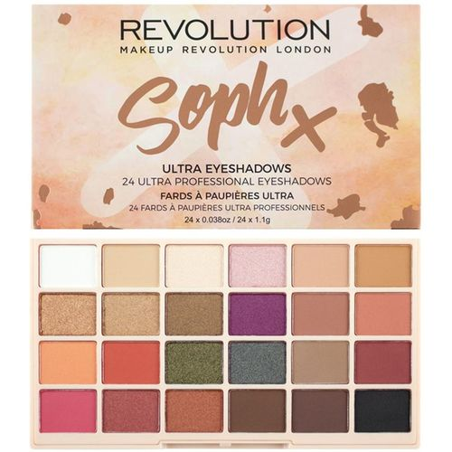 Makeup Revolution Eyeshadow Palette 26.4 g(Soph)