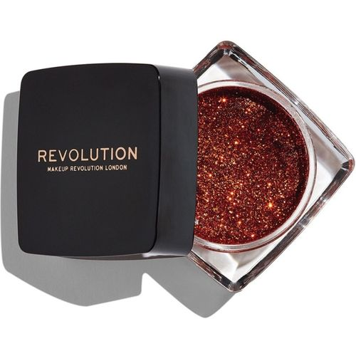 Makeup Revolution Glitter Paste Feels like fire 1 g(Feels Like Fire)