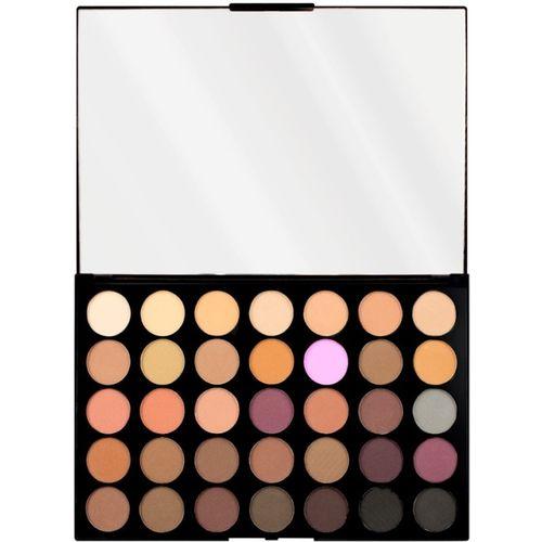 Makeup Revolution Pro HD Palette Amplified 35 30 g(Neutrals Cool)