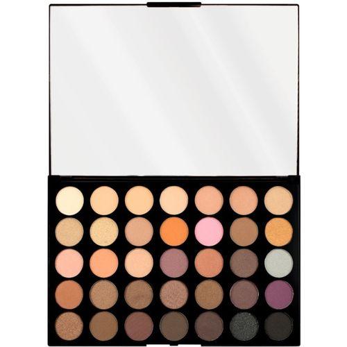Makeup Revolution Pro HD Palette Amplified 35 30 g(Neutrals Warm)