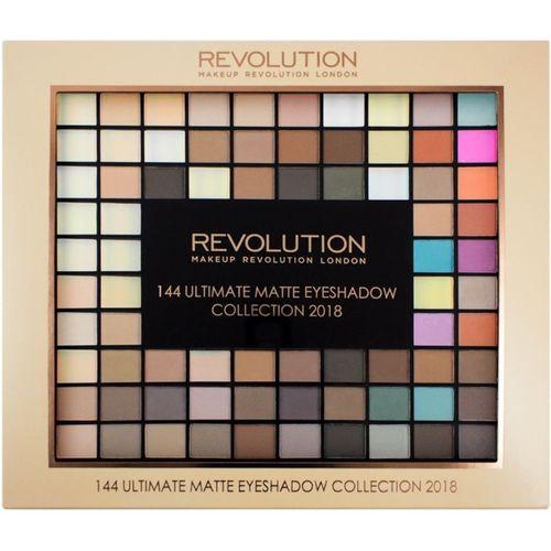 Makeup Revolution Ultimate 144 Eyeshadow Palette 116 g(Matte 2018)