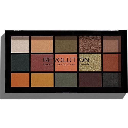 Makeup Revolution Re-Loaded Palette - 16.5 g(Division)