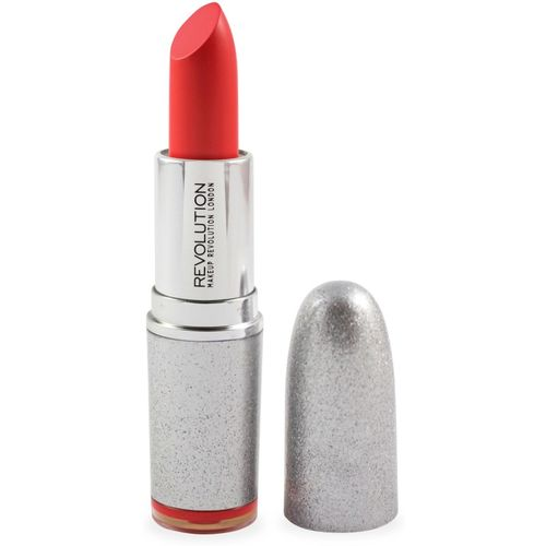 Makeup Revolution Life on the Dancefloor after party lipstick(disobey)