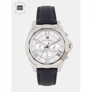 Tommy Hilfiger Women Silver-Toned Analogue Watch TH1781850W_BBD1