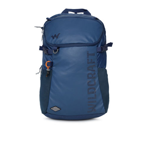 Wildcraft Blue Unisex Pacto 2.0 Laptop Backpack