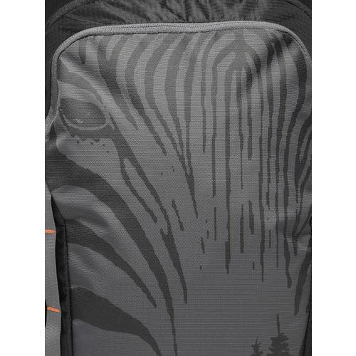 Wildcraft WC 6 Zebra 44 L Backpack(Black, Grey)