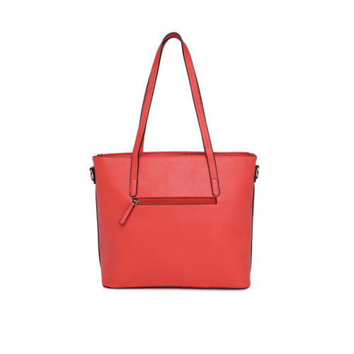 Lavie Coral Solid Shoulder Bag