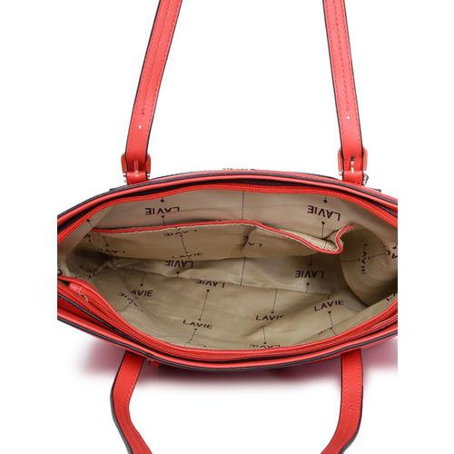 Lavie Coral Solid Shoulder Bag