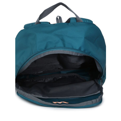 Wildcraft Unisex Teal Graphic Backpack