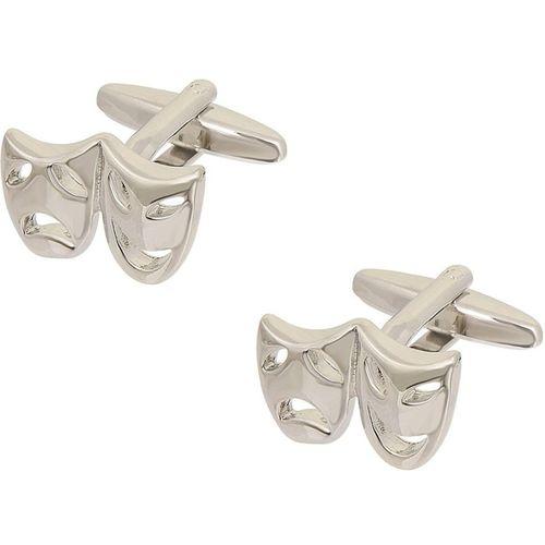 the jewelbox Brass Cufflink(Silver)
