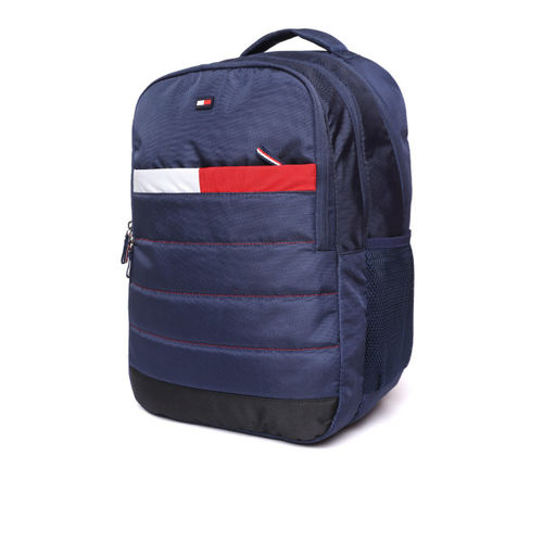 Tommy Hilfiger 28.8 Ltrs Navy Laptop Backpack (TH/COSMICLAP08)