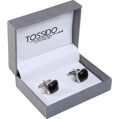 Tossido Metal Cufflink(Black)