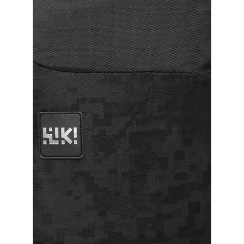 Wildcraft WIKI 1 Jacquard 29.5 L Backpack(Black)
