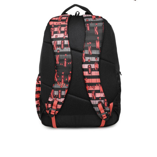 Wildcraft WIKI 4 Character 31 L Backpack(Red, Black)