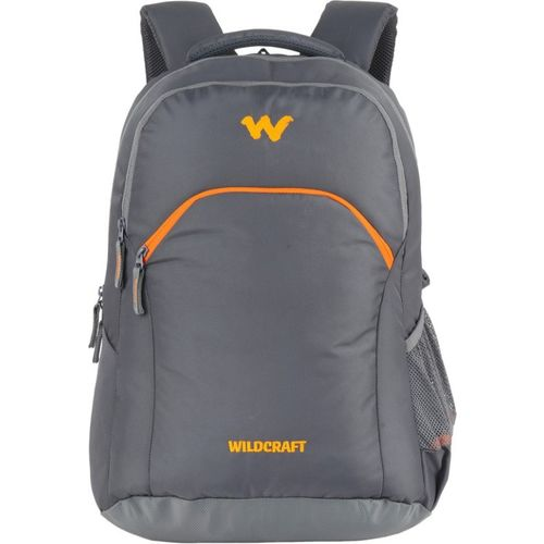 Wildcraft Work Packs'18 25 Ltrs Grey Laptop Backpack (ACE)