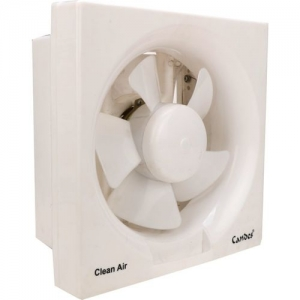 Candes Vento 10 inch Copper 5 Blade Exhaust Fan(Ivory, Pack of 1)