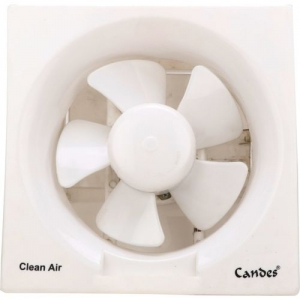 Candes Vento Copper Winding 5 Blade Exhaust Fan(Ivory, Pack of 1)
