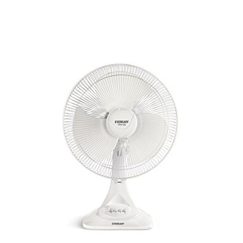 Eveready TFH04 400mm Table Fan (White)