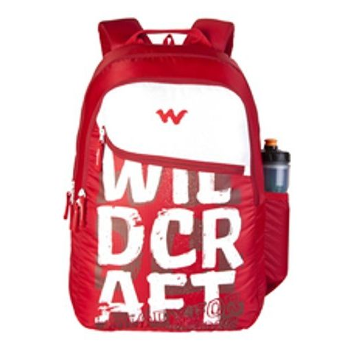 Wildcraft 35 Ltrs Typo_Rd Casual Backpack (11619-Typo_Rd)