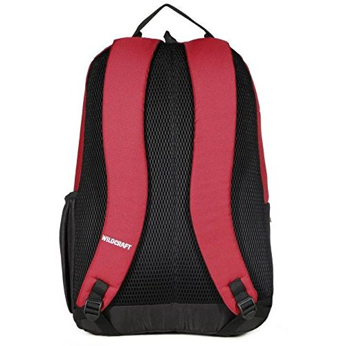 Wildcraft 22 Ltrs Red Casual Backpack (11437)
