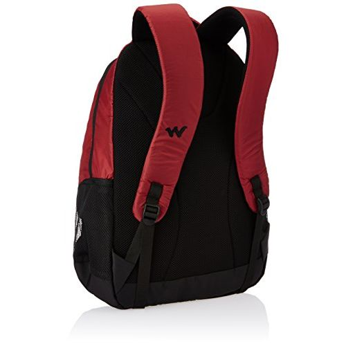 Wildcraft Polyester 29 ltrs Red Laptop Bag (8903338054399)