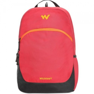 Wildcraft 32 ltrs Red Casual Backpack (8903338054931)