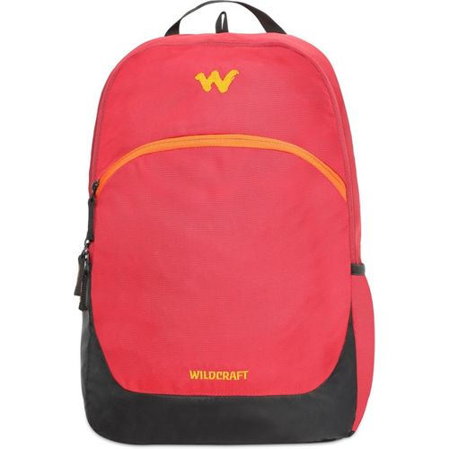 Wildcraft 32 ltrs Red Polyester Casual Backpack